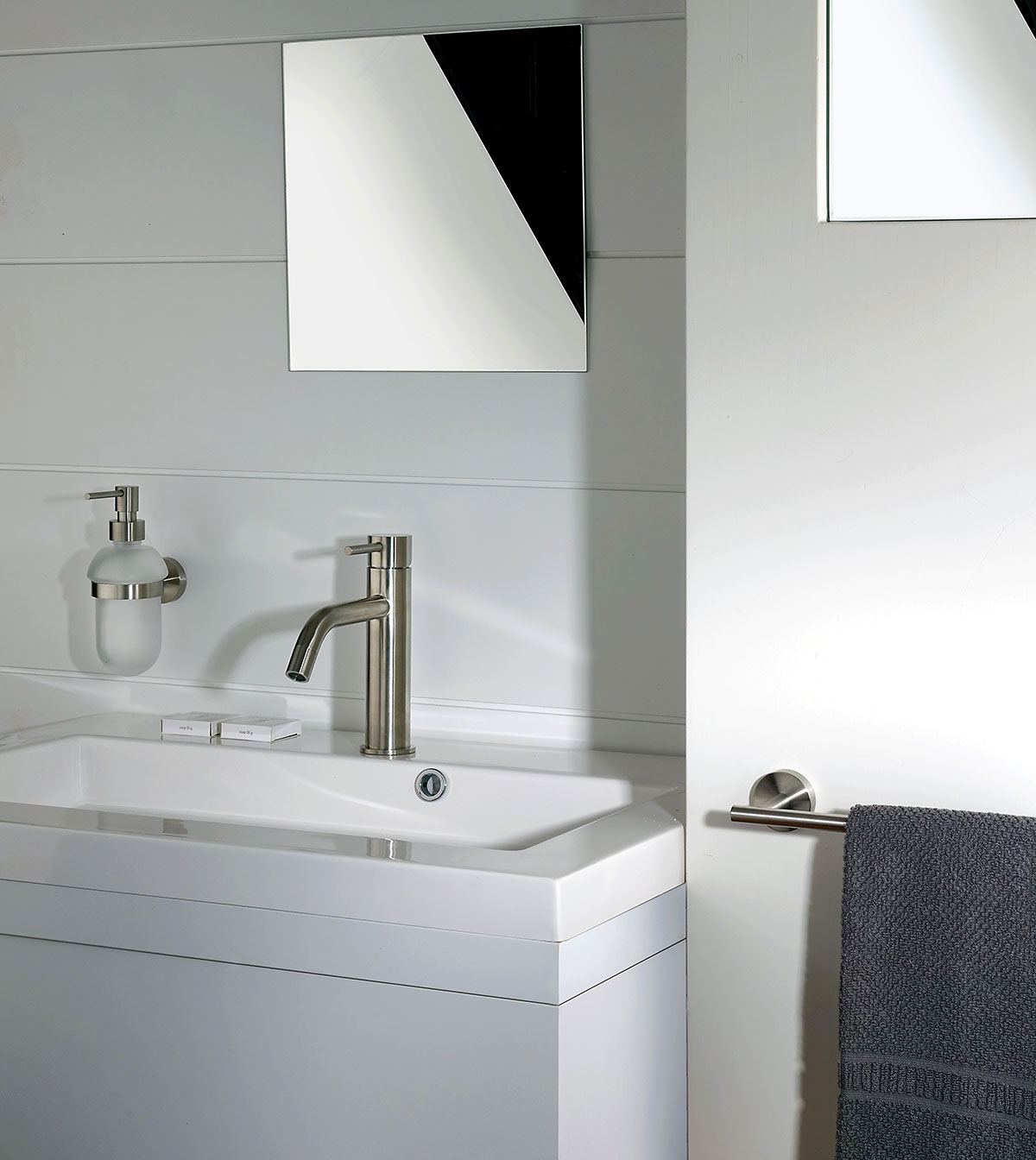 Bagno & associati | Bathroom accessories 100% Made in italy