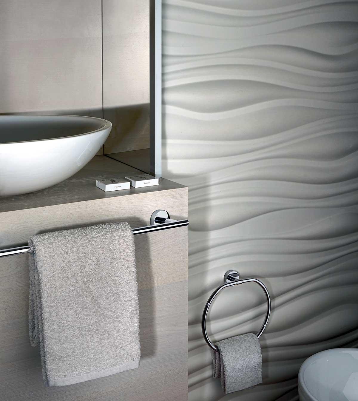 Italian bathroom fittings - New Series